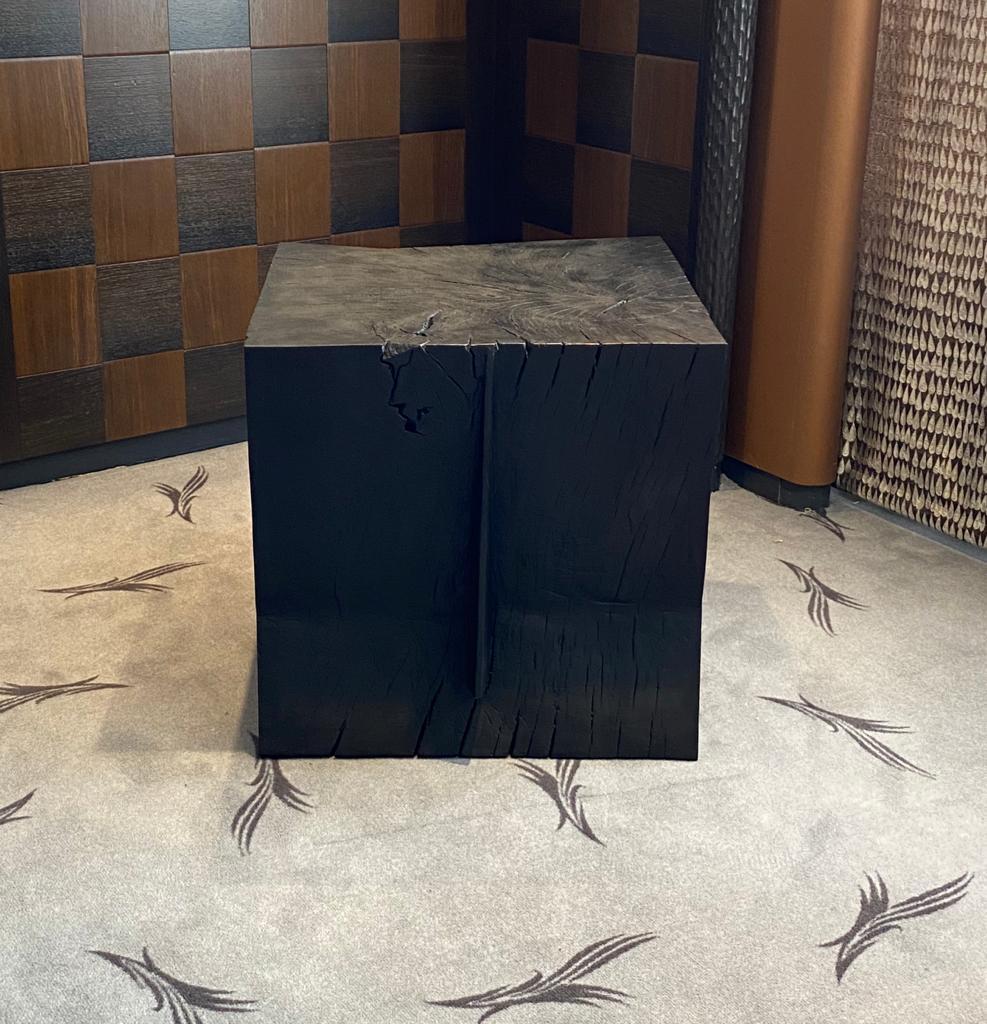 Hatchikian-gallery-Steph-Cop-Hotel-Martinez-Cannes-Cube-Bronze