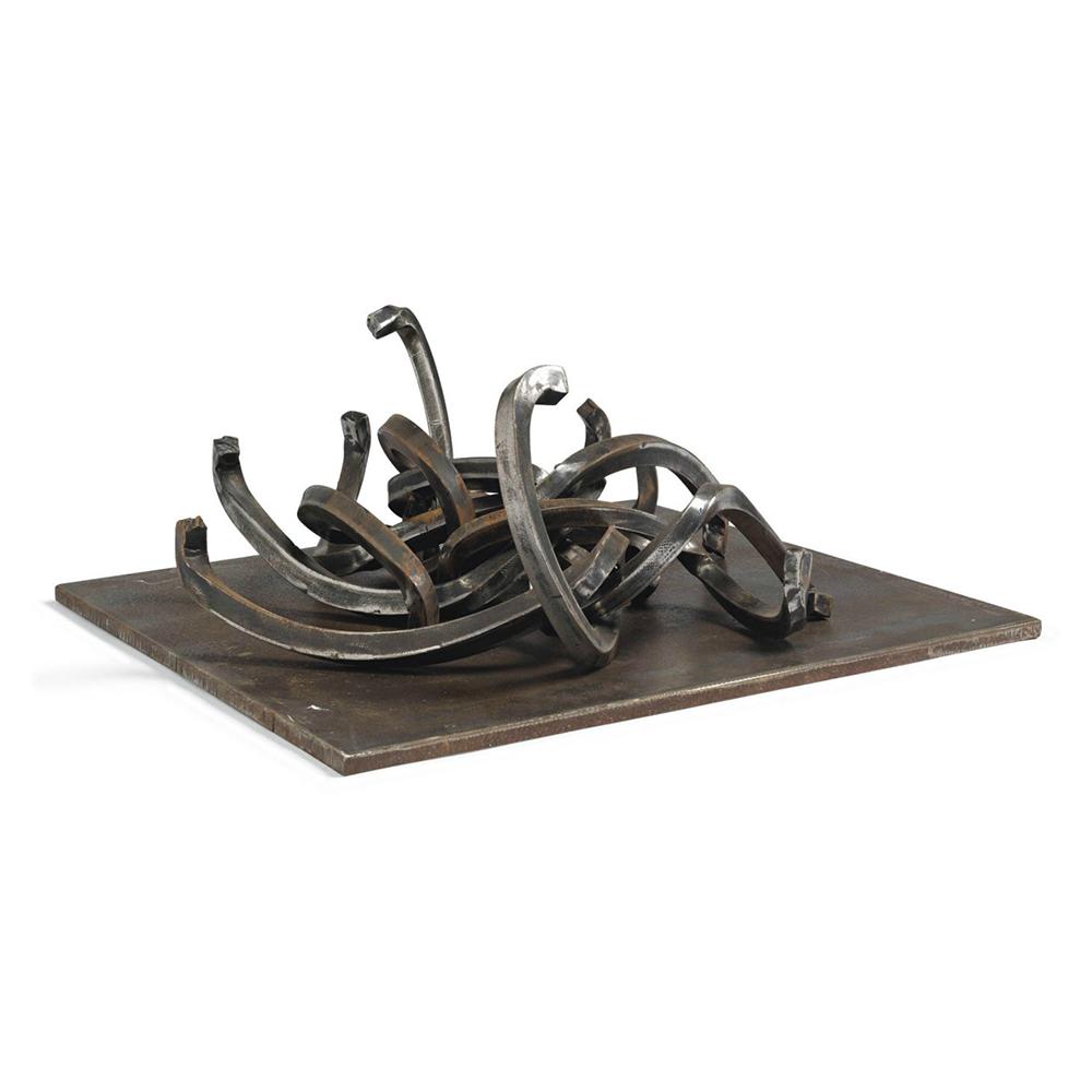 hatchikian-gallery-bernar-venet-random-combination-of-indeterminate-lines-1991