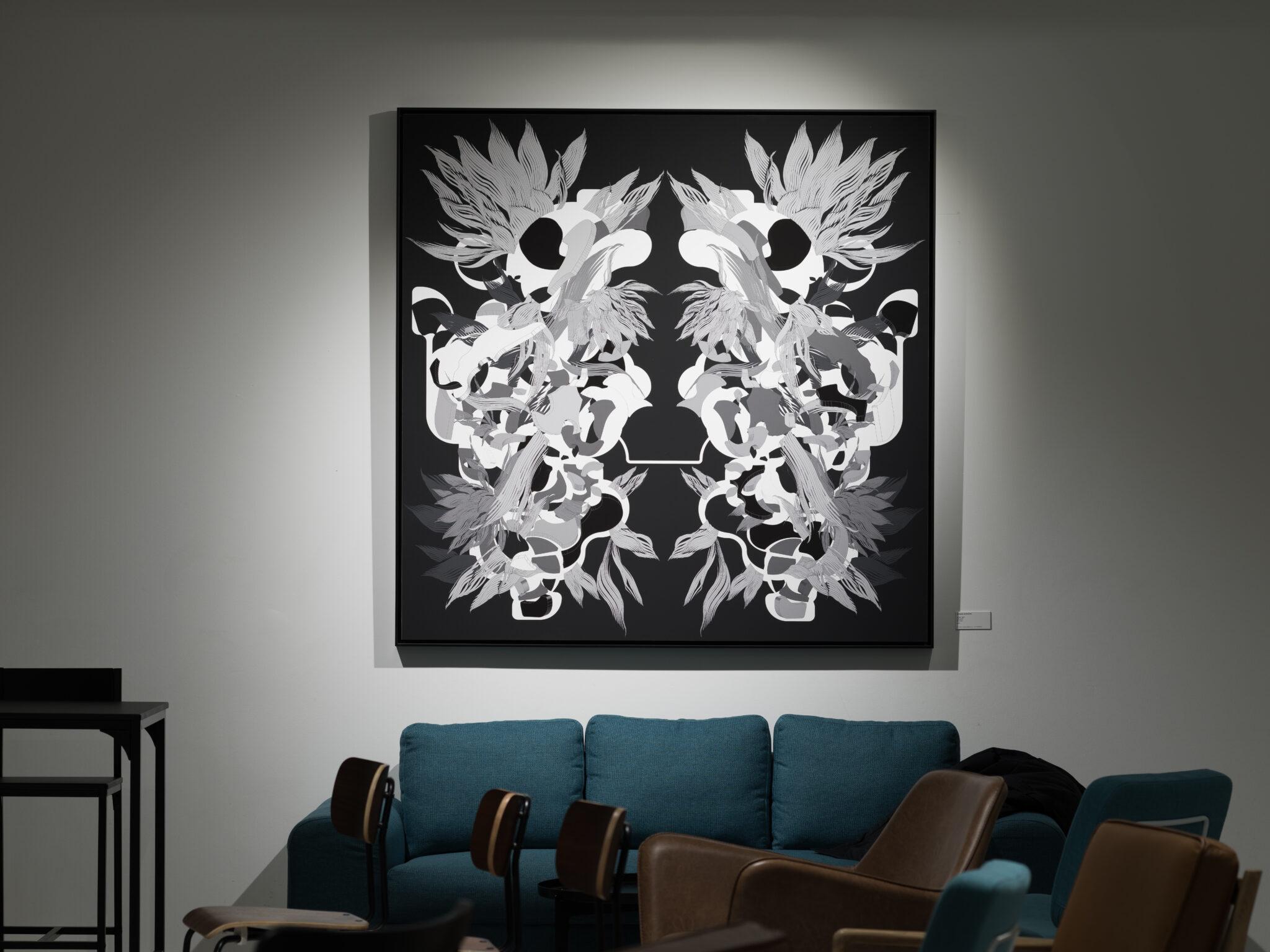 audrey-hatchikian-gallery-flagrant-délire-sacha-haillote-rodolphe-barsikian-expo-contemporary-art