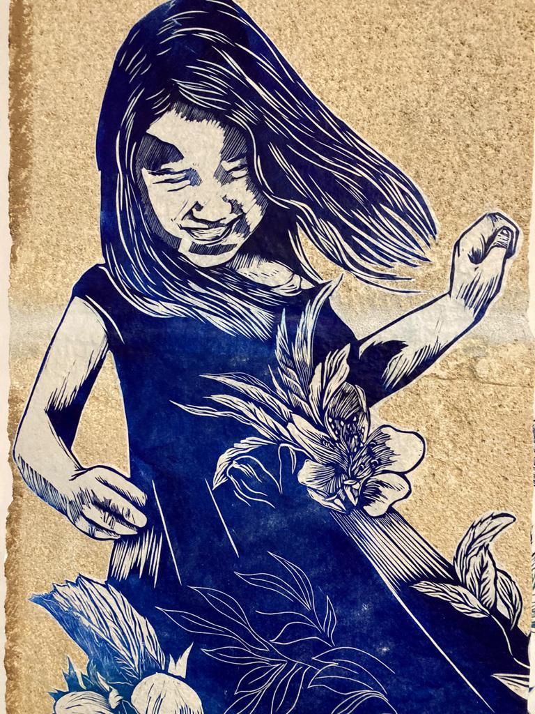 hatchikian-gallery-olivia-paroldi-fresque-fille-noisette