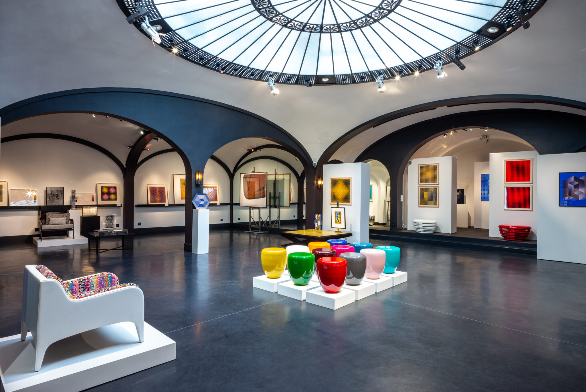 audrey-hatchikian-gallery-op-art-et-design-paris-contemporary-art-expo-vasarely