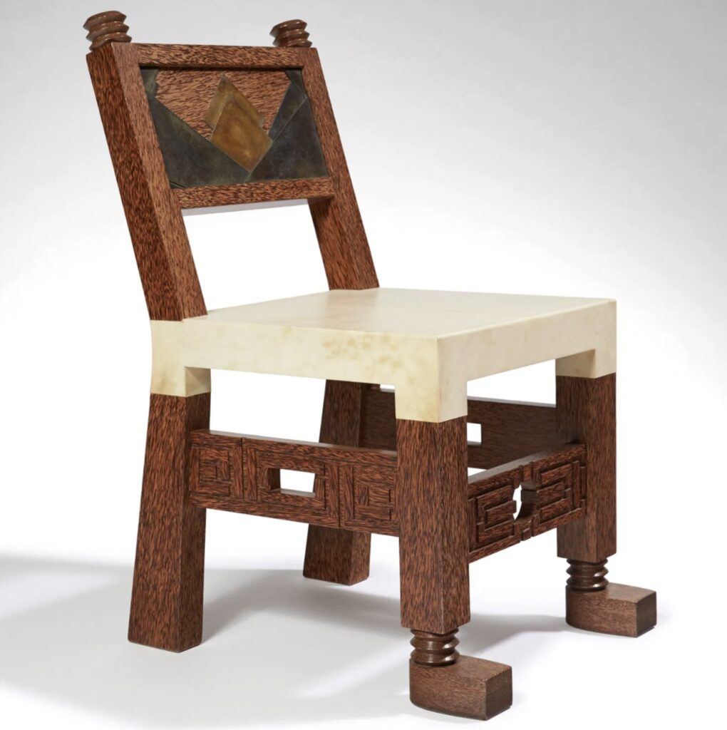 hatchikian-gallery-editions-pierre-legrain-objets-d-inities-chaise-africaine