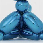 Jeff Koons - Balloon Monkey (Blue)