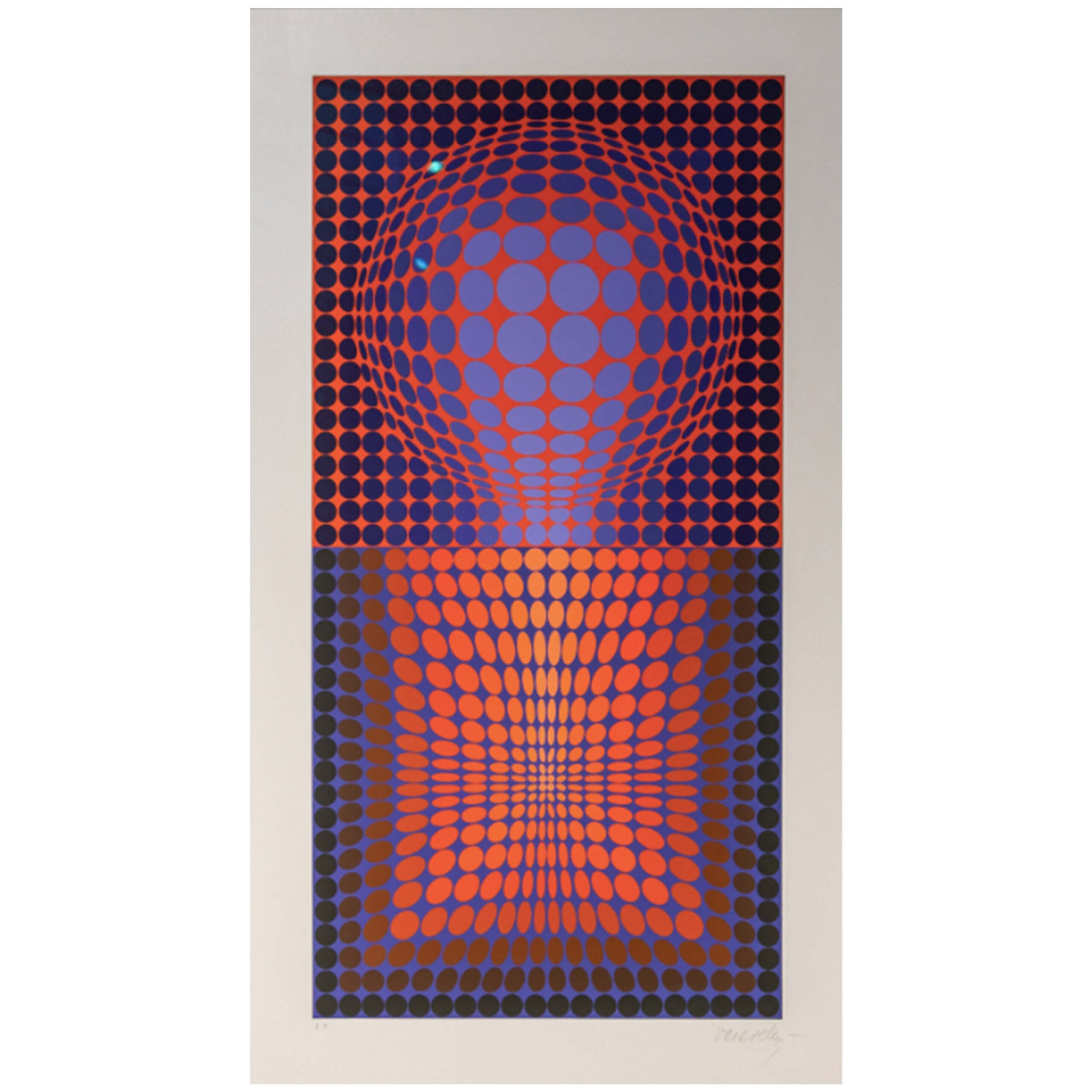 hatchikian-gallery-victor-vasarely-vy-28-e-vp-119