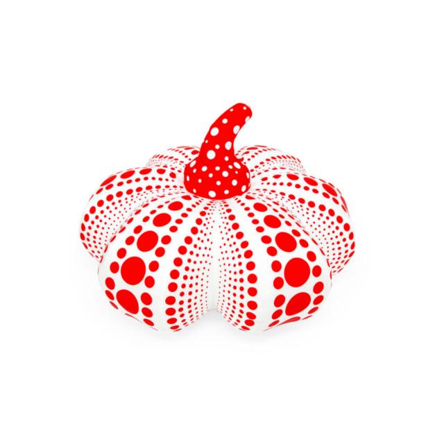 hatchikian-gallery-yayoi-kusama-plush-pumpkin-red-white-1