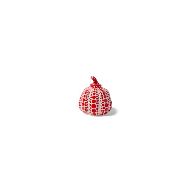 hatchikian-gallery-yayoi-kusama-pumpkin-red-white-1
