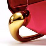 Jeff Koons - Diamond (Red)